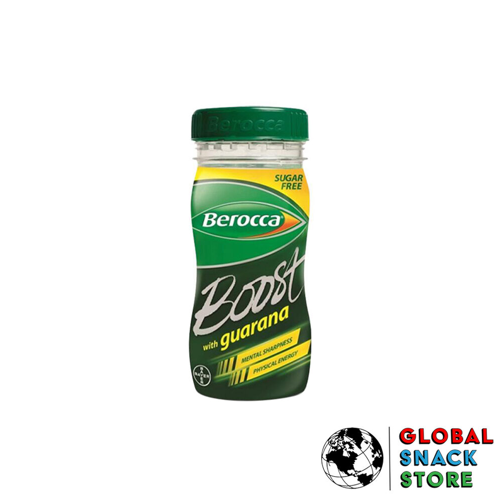 Berocca Vitamin Drink Boost With Guarana 250Ml Delivery Melbourne Open Now Near Me