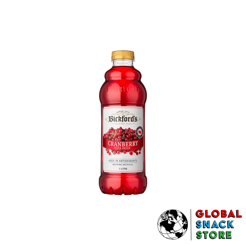 Bickfords Cranberry Juice 1L Delivery Melbourne Open Now Near Me