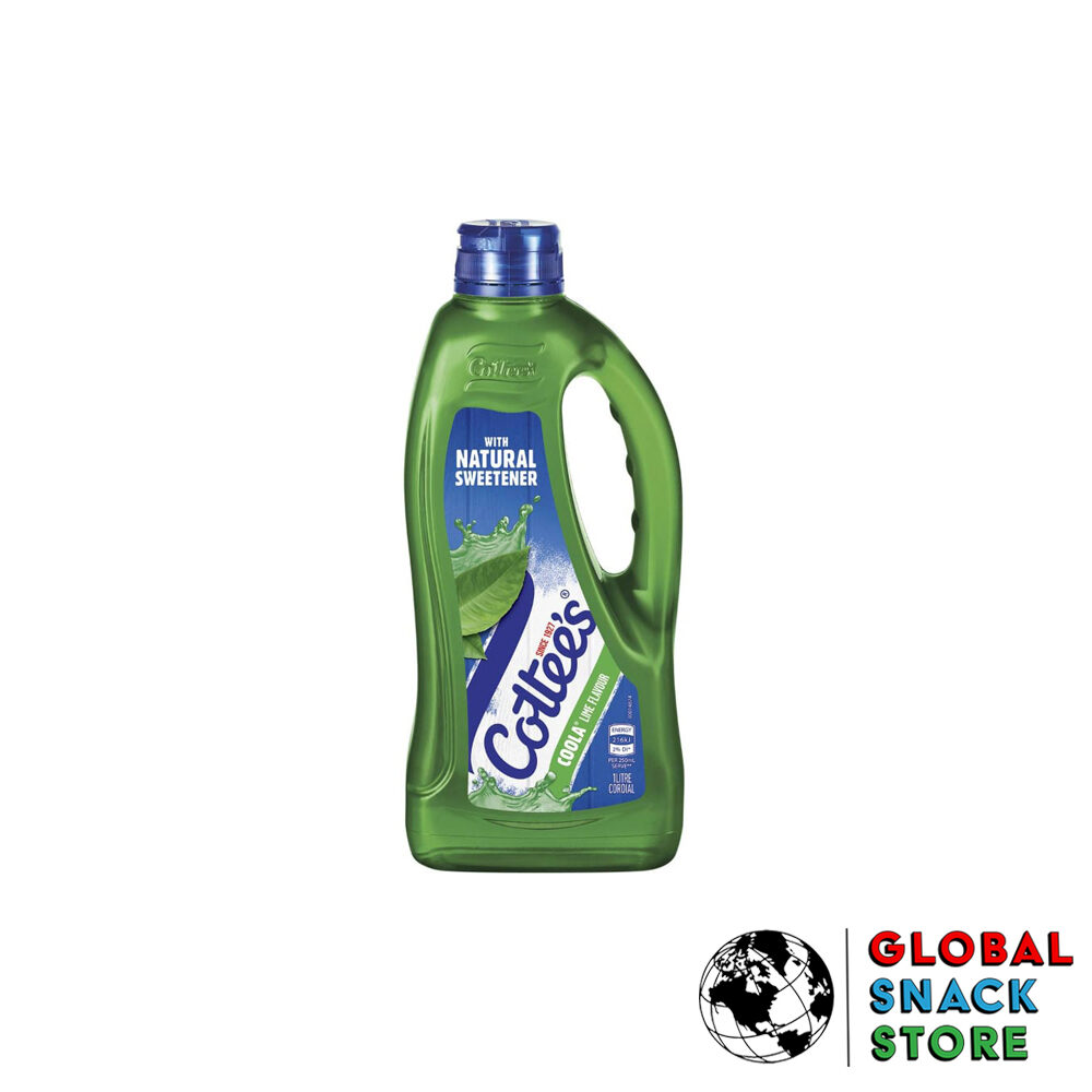 Cottees Coola Cordial 1L Delivery Melbourne Open Now Near Me