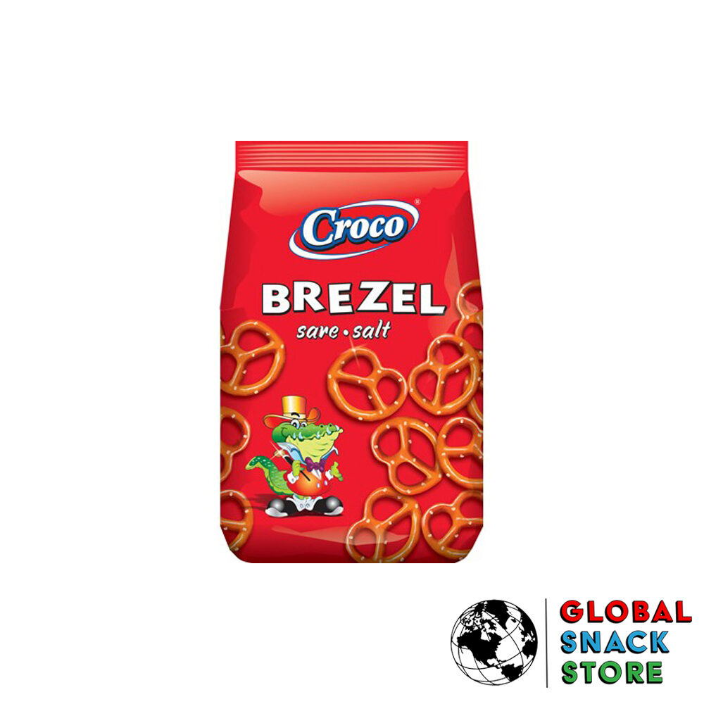 Croco Salted Knot Pretzels 80g Delivery Melbourne Open Now Near Me
