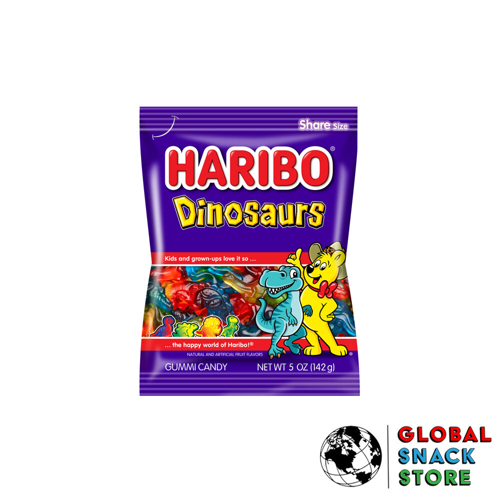 Haribo Dinosaurs 142g Melbourne Delivery Near Me Open Now