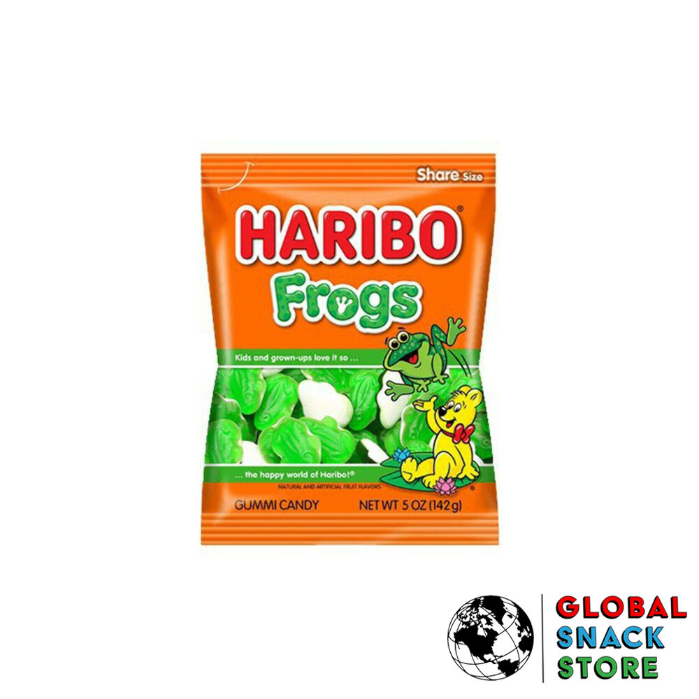 Haribo Frogs 142g Melbourne Delivery Near Me Open Now