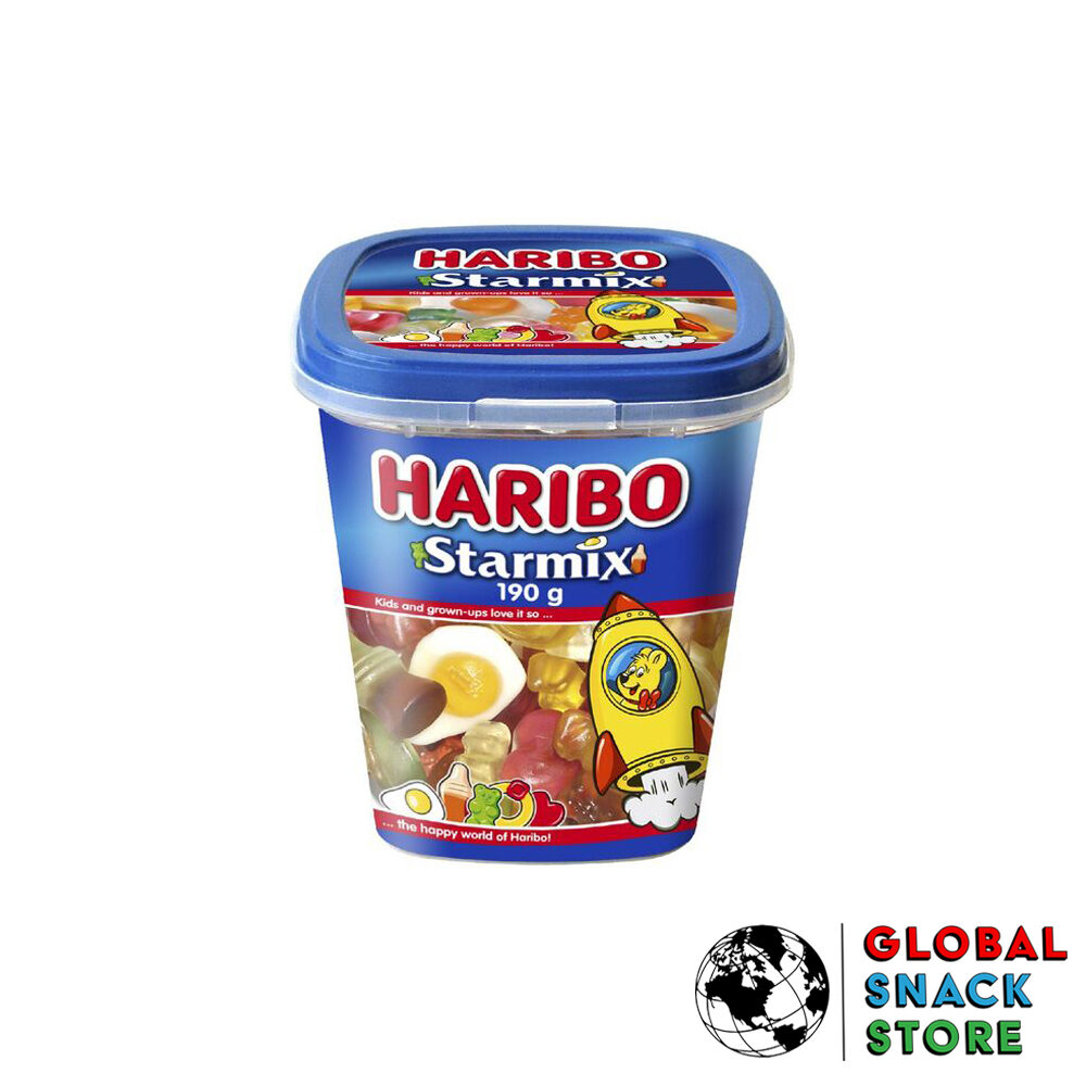 Haribo Starmix Car Cup 190g Delivery Melbourne Open Now Near Me