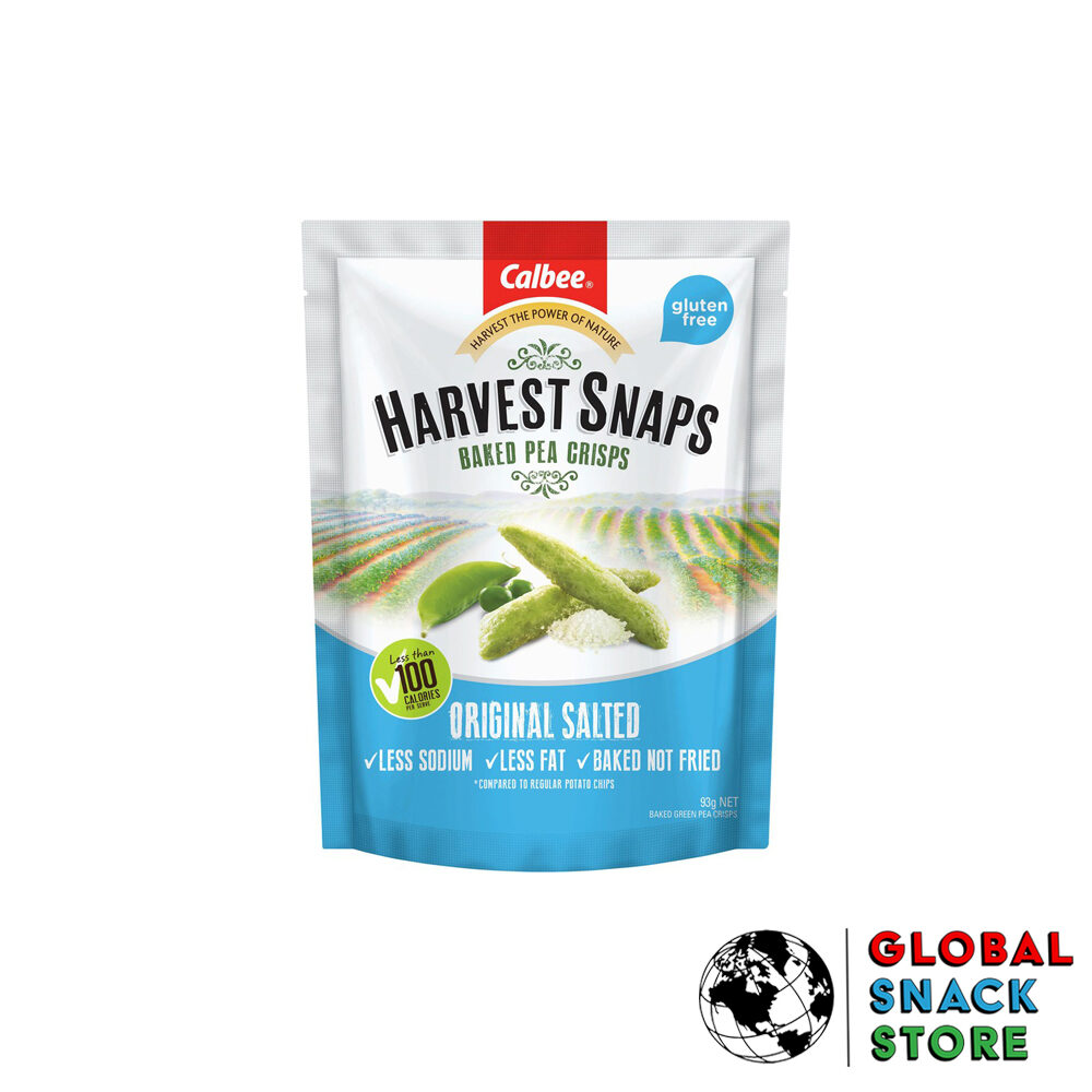 Harvest Original Salted Snaps 93g Delivery Melbourne Open Now Near Me