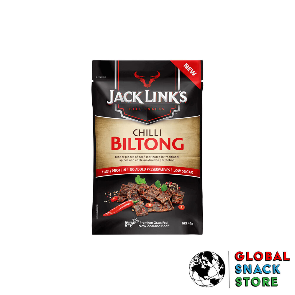 Jack Links Chilli Biltong 45g Delivery Melbourne Open Now Near Me