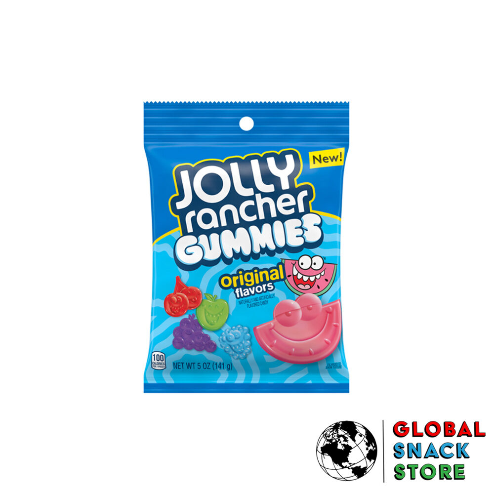 Jolly Rancher Gummies Original 141g Melbourne Delivery Near Me Open Now