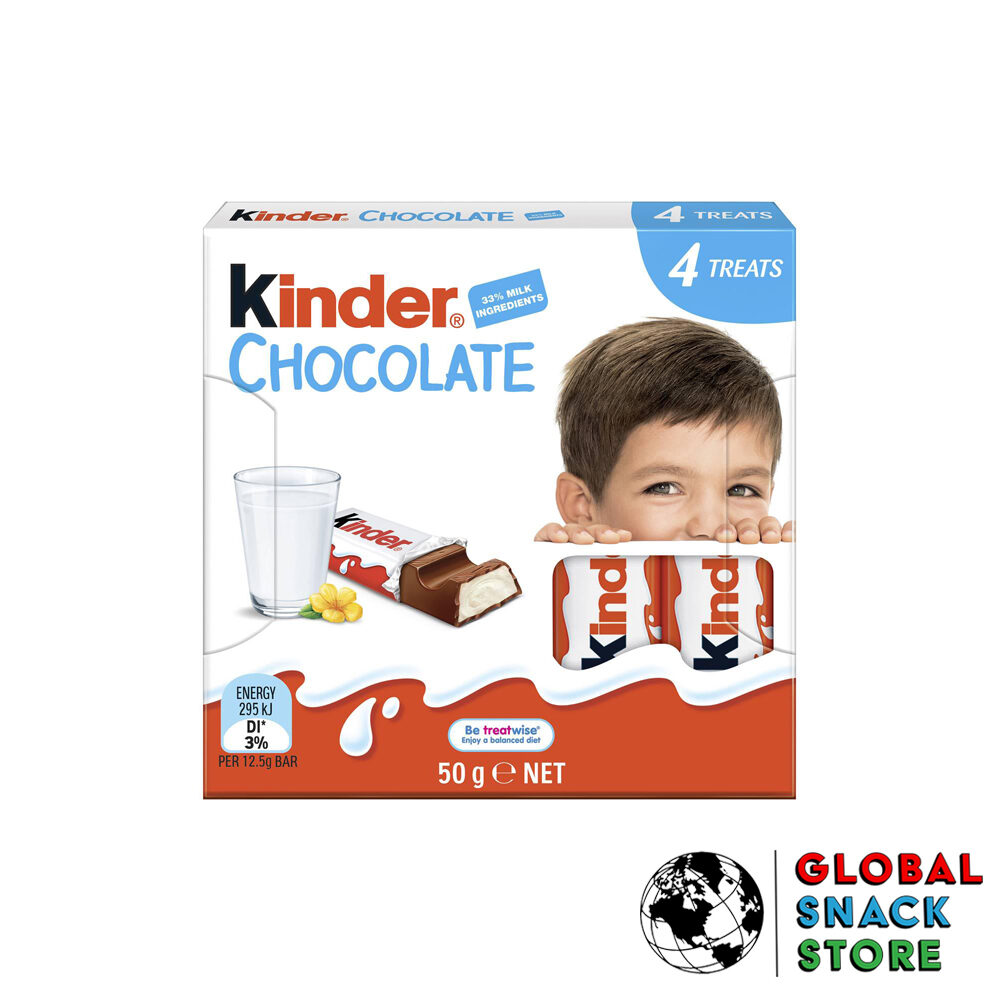 Kinder Chocolate Little Ones 50g Delivery Melbourne Open Now Near Me