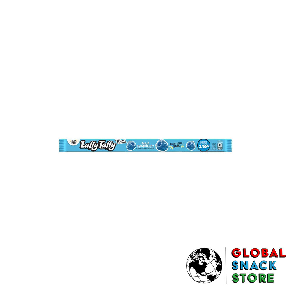 Laffy Taffy Blue Raspberry Ropes 23g Melbourne Delivery Near Me Open Now