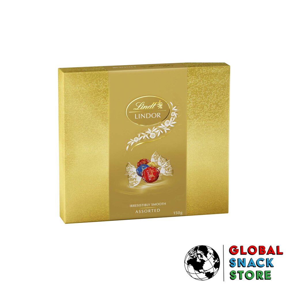 Lindor Balls Gift Box Assorted 150g Delivery Melbourne Open Now Near Me