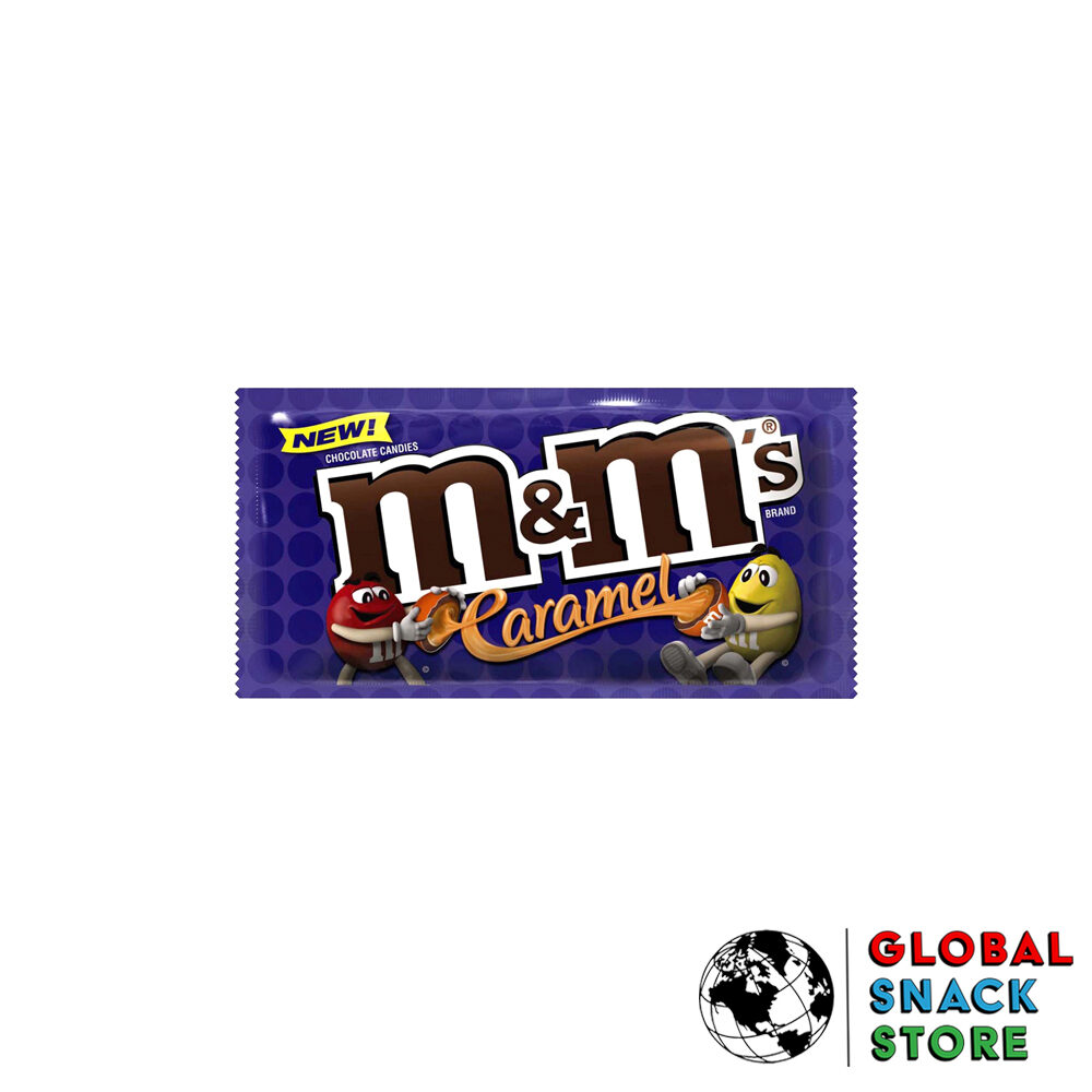 M&M's USA Caramel 40g Melbourne Delivery Near Me Open Now