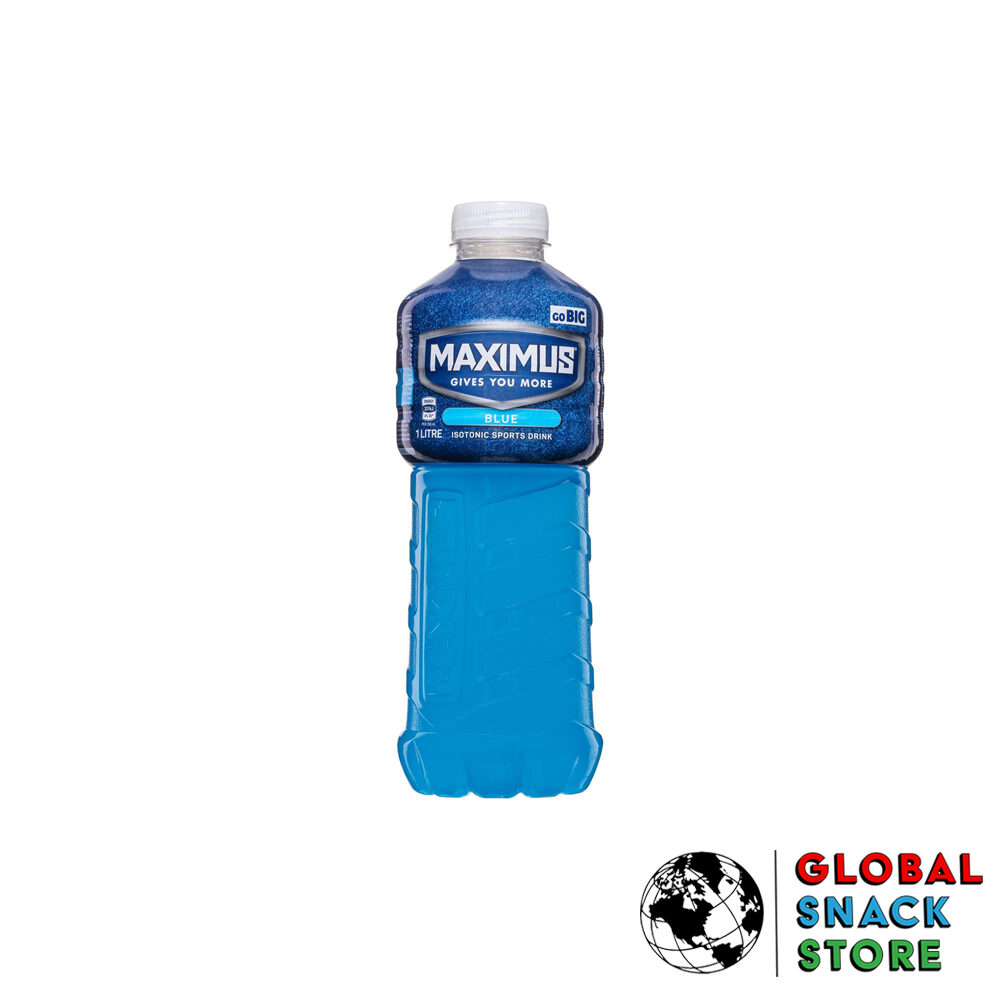 Maximus Bring It On Blue Energy Drink 1L Delivery Melbourne Open Now Near Me