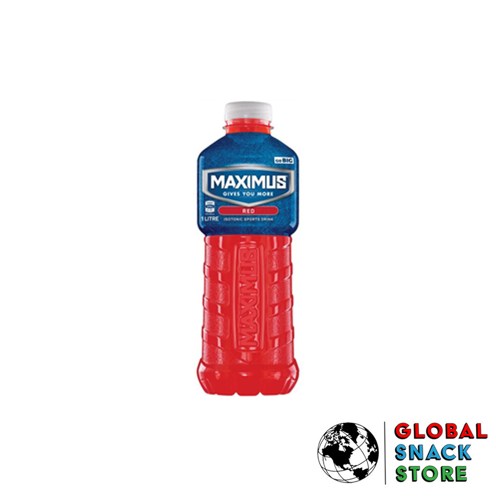 Maximus No Suck It Up Raspberry Energy Drink 1L Delivery Melbourne Open Now Near Me
