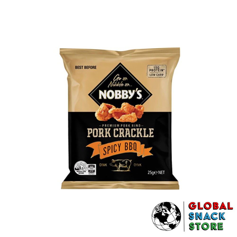 Nobbys Bbq Delivery Melbourne Open Now Near Me Porky Bits 25g
