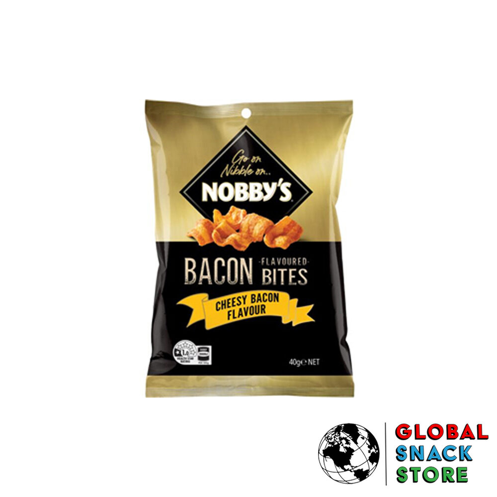 Nobbys Cheesy Bacon Bites 40g Delivery Melbourne Open Now Near Me