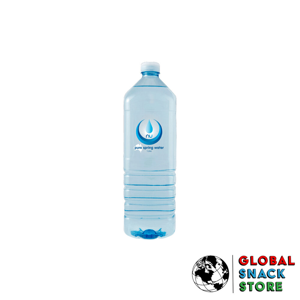 Nu Pure Spring Water 1L Delivery Melbourne Open Now Near Me