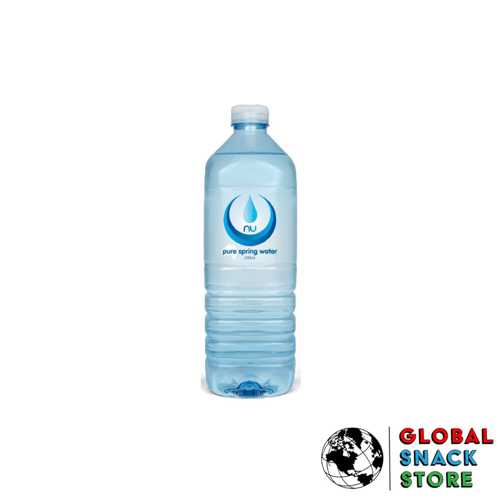 Nu Pure Spring Water 390Ml Delivery Melbourne Open Now Near Me