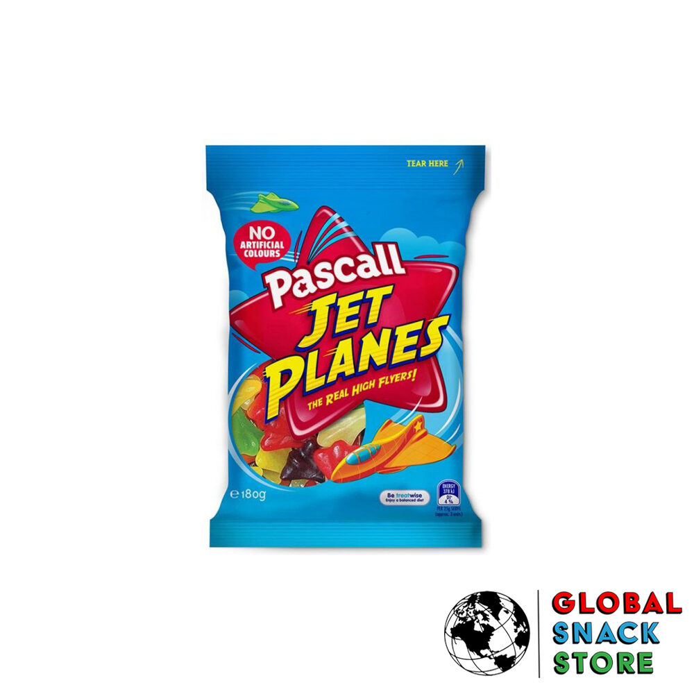 Pascall Jet Planes 180g Delivery Melbourne Open Now Near Me