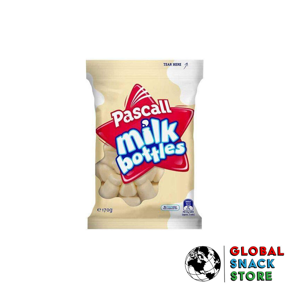 Pascall Milk Bottles 170g Delivery Melbourne Open Now Near Me