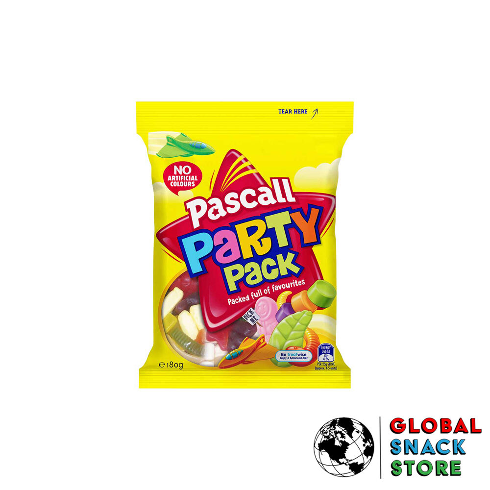Pascall Party Pack 180g Delivery Melbourne Open Now Near Me