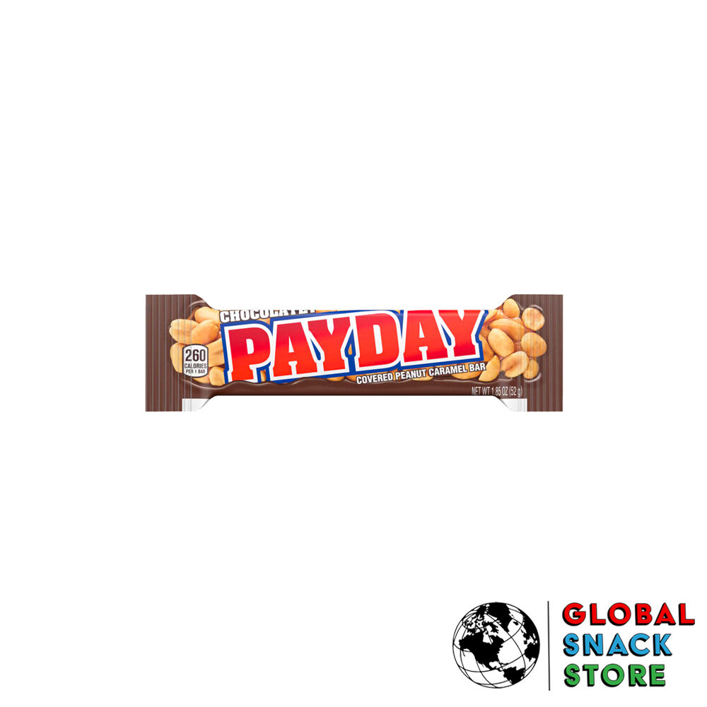 PayDay Chocolatey Peanut Caramel Bar 52g Melbourne Delivery Near Me Open Now