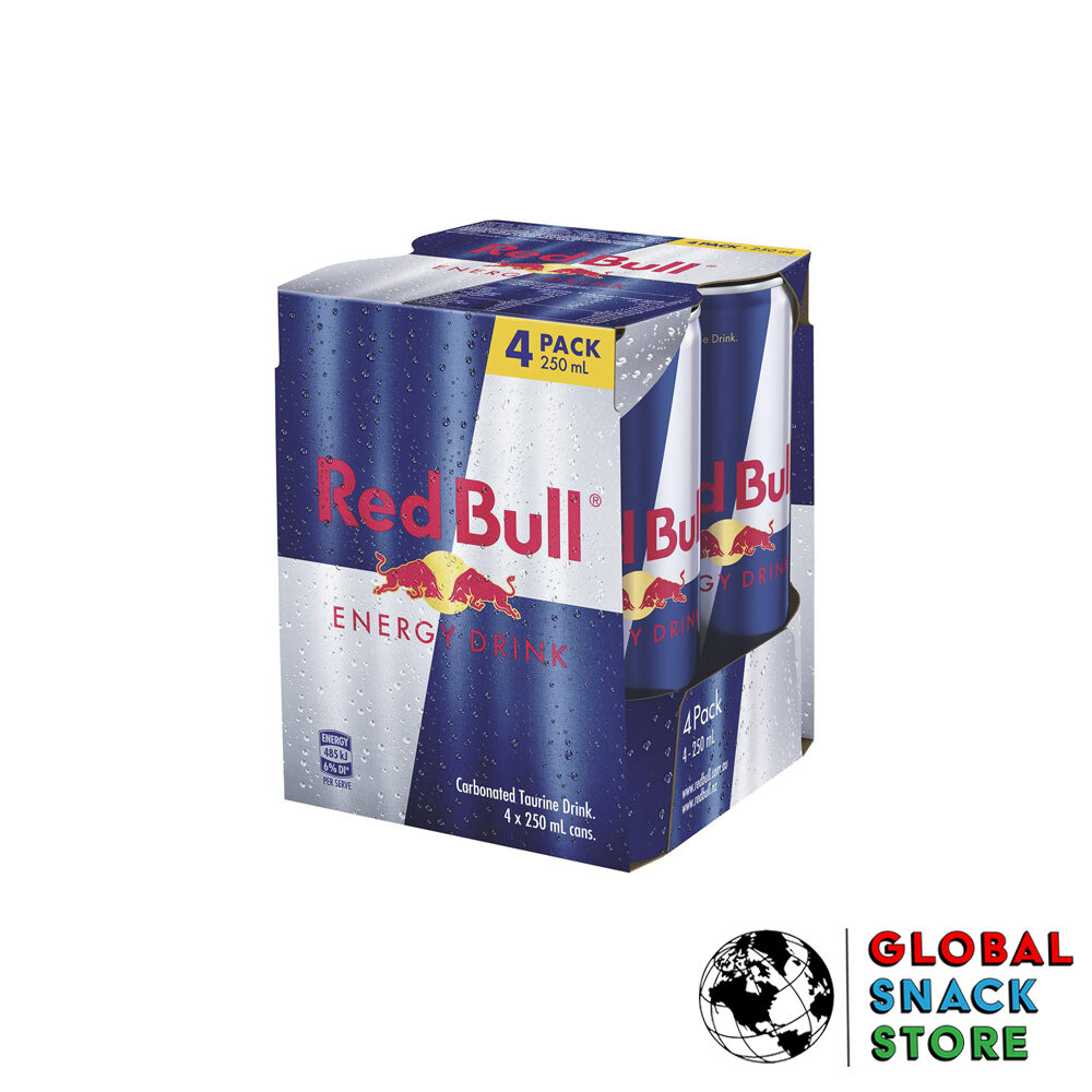 Red Bull Energy Drink 4X250Ml Delivery Melbourne Open Now Near Me