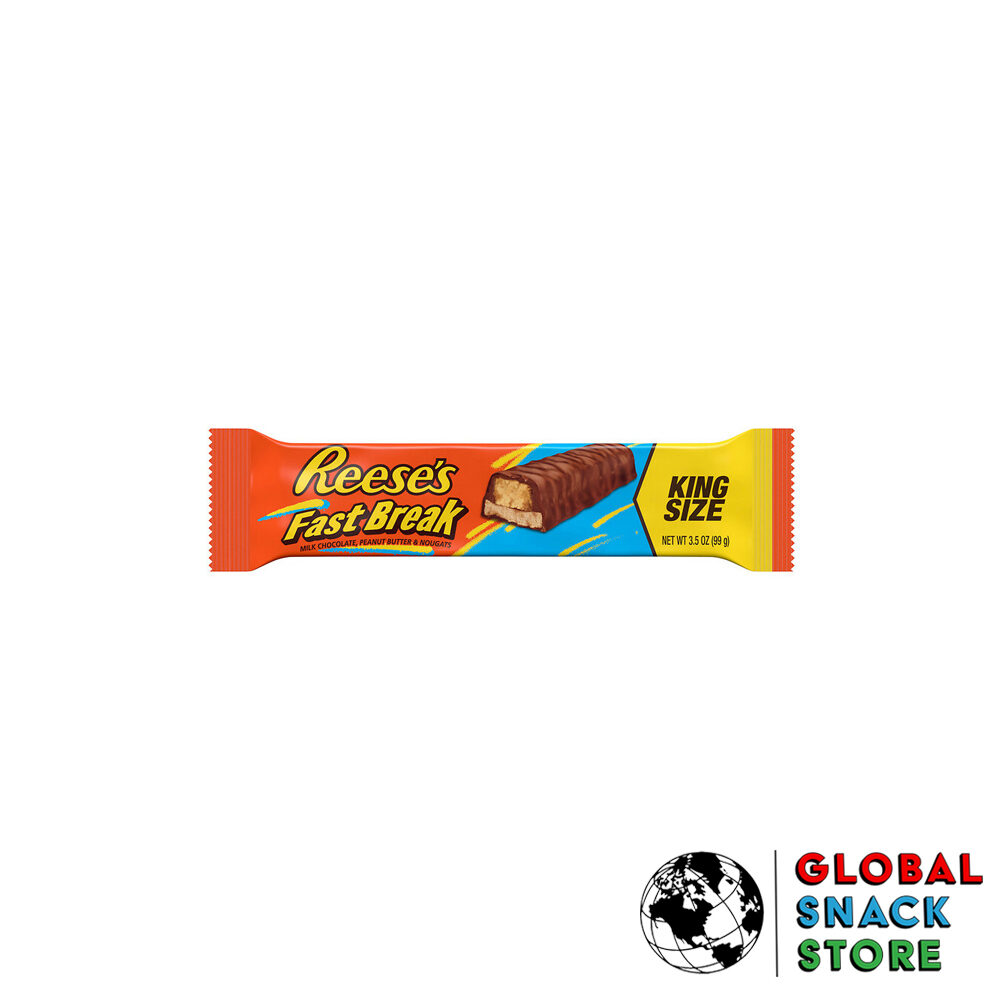 Reeses Fast Break King Size 99g Melbourne Delivery Near Me Open Now
