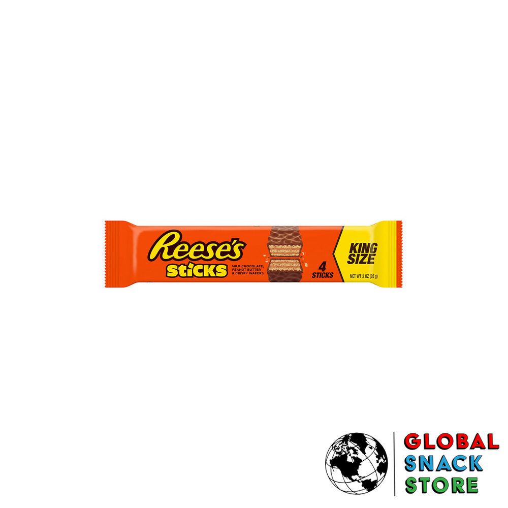 Reeses Sticks King Size 85g Melbourne Delivery Near Me Open Now