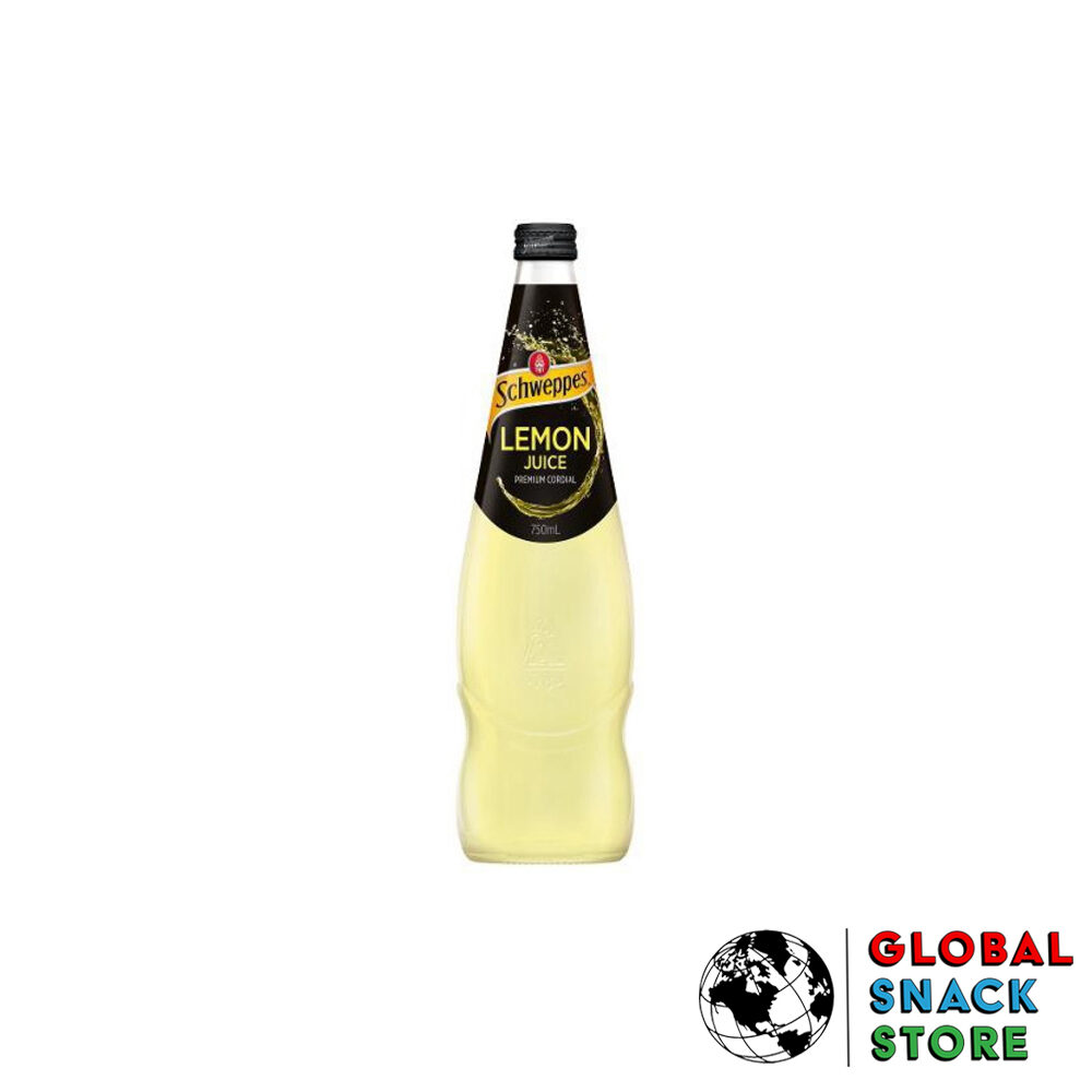 Schweppes Lemon Cordial 750Ml Delivery Melbourne Open Now Near Me