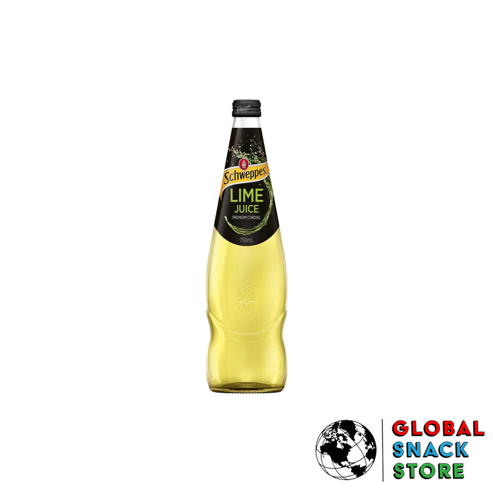 Schweppes Lime Cordial 750Ml Delivery Melbourne Open Now Near Me