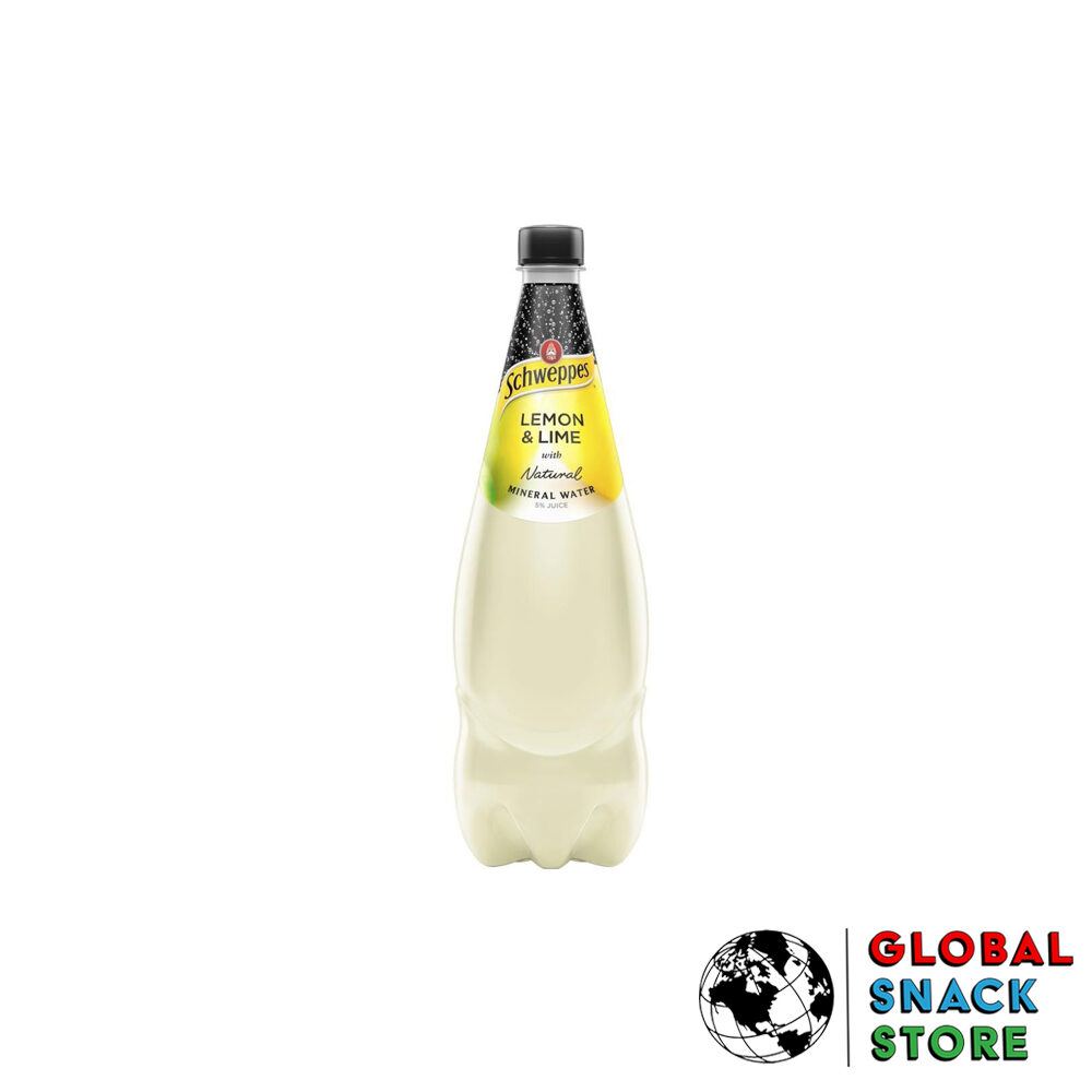 Schweppes Mineral Water Lemon And Lime 1.1L Delivery Melbourne Open Now Near Me