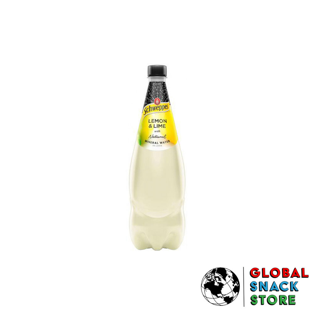 Schweppes Lime Mineral Water 1.1L Delivery Melbourne Open Now Near Me