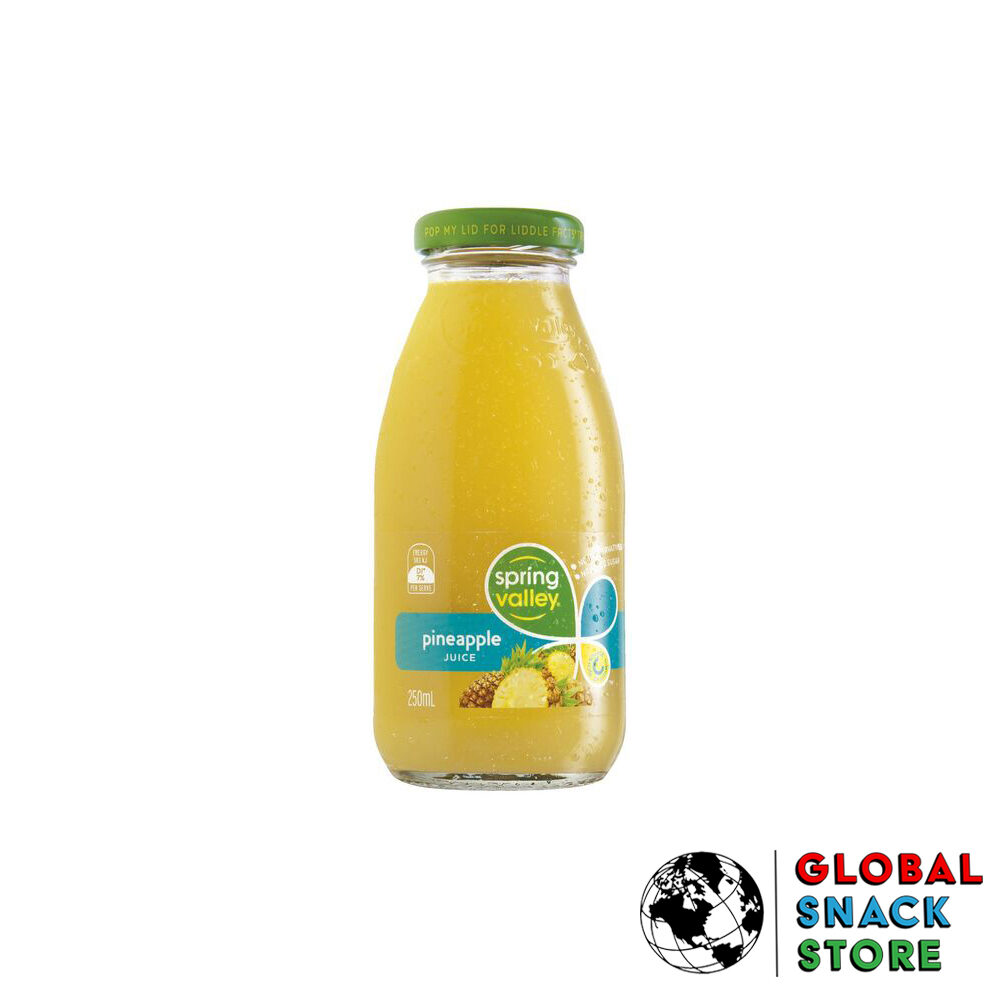Spring Valley Pineapple Juice 250Ml Delivery Melbourne Open Now Near Me