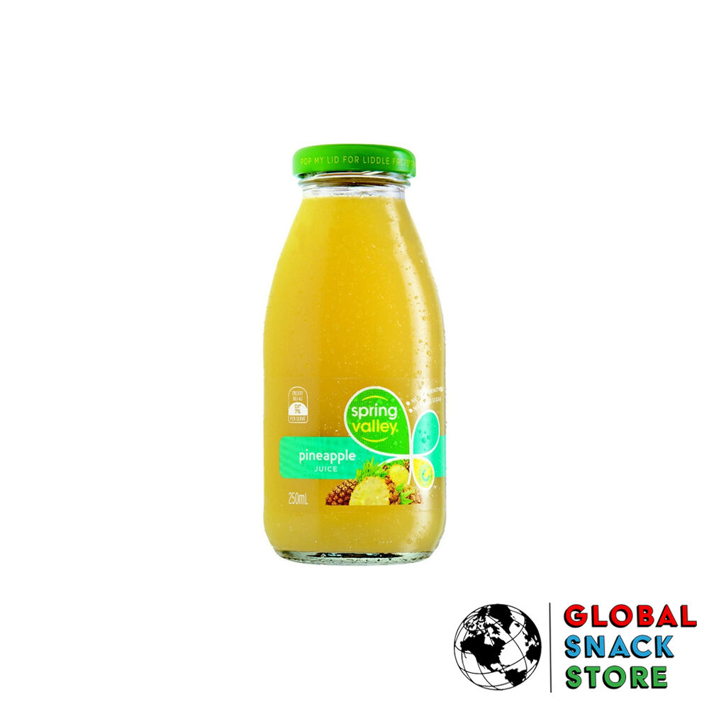 Spring Valley Pineapple Juice 300Ml Delivery Melbourne Open Now Near Me