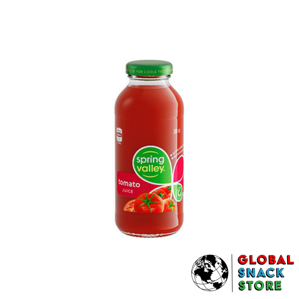 Spring Valley Tomato Juice 300Ml Delivery Melbourne Open Now Near Me
