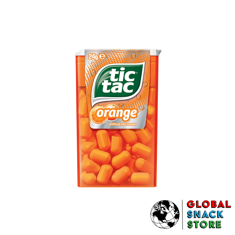Tic Tac Orange 24g Delivery Melbourne Open Now Near Me