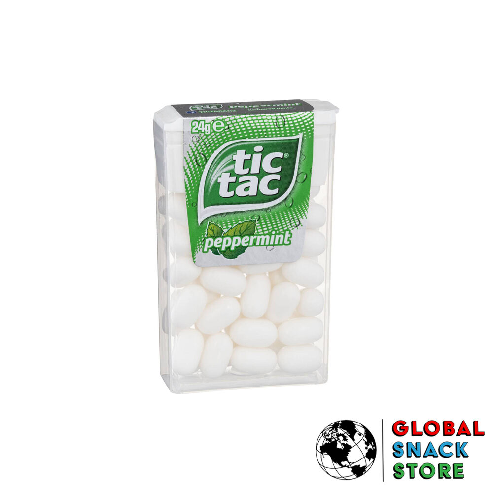 Tic Tac Peppermint 24g Delivery Melbourne Open Now Near Me