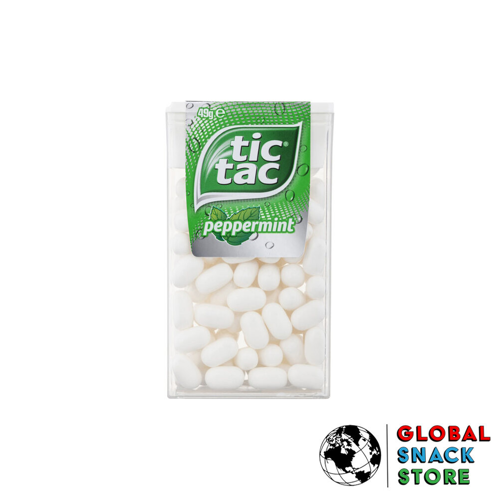 Tic Tac Peppermint Big Box 49g Delivery Melbourne Open Now Near Me