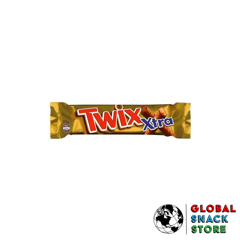 Twix Bar 2 Pack 72g Delivery Melbourne Open Now Near Me