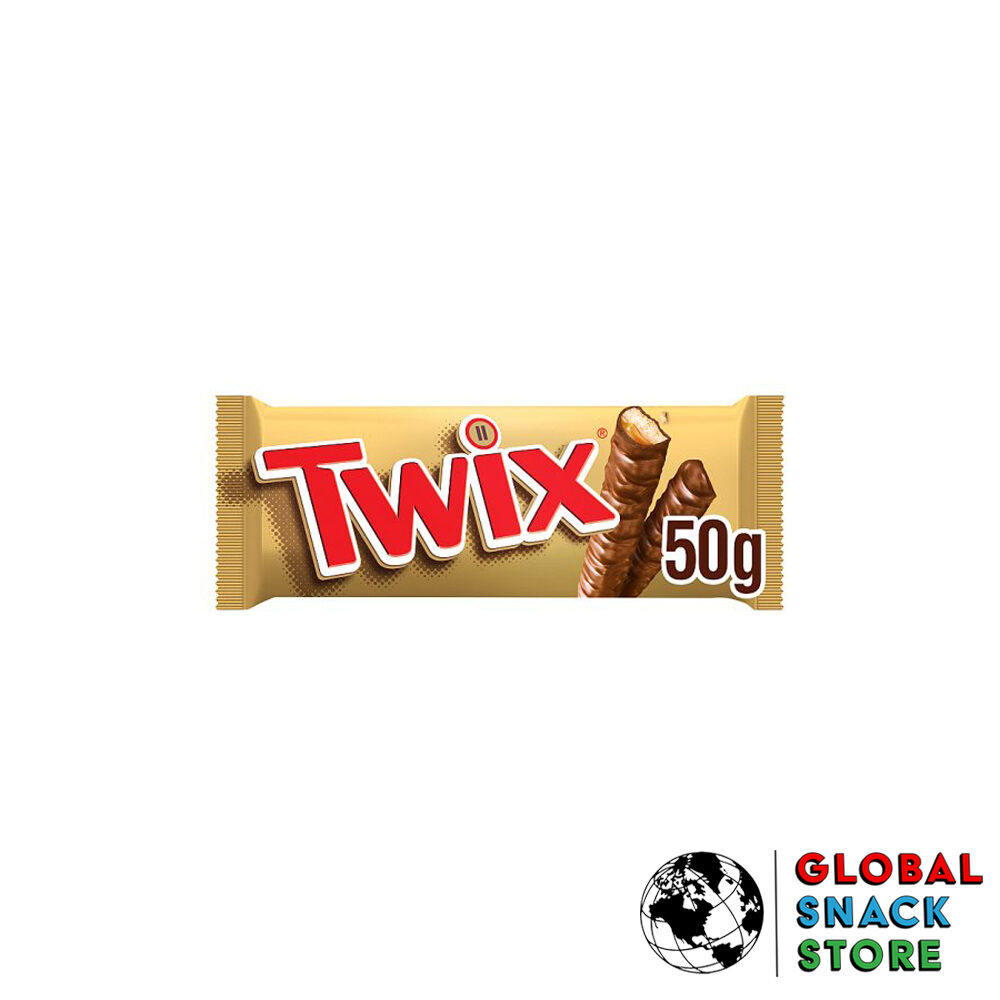 Twix Twin 50g Delivery Melbourne Open Now Near Me