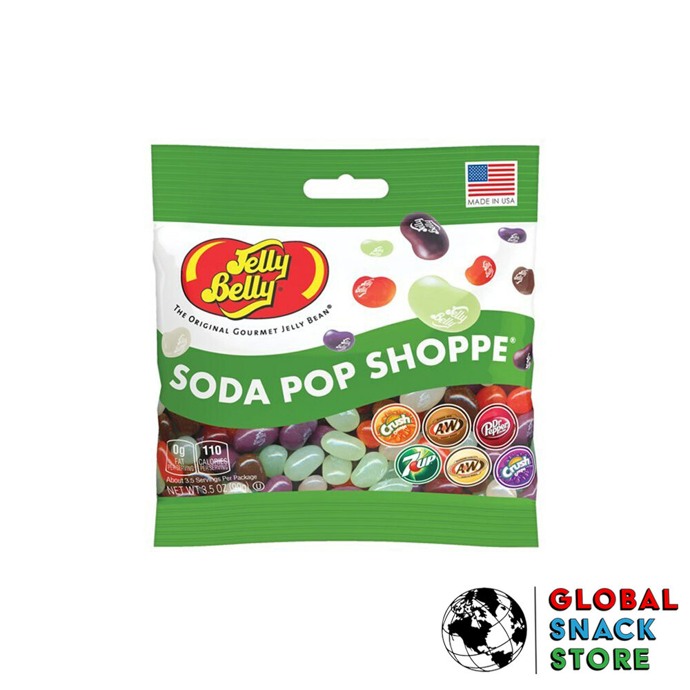 US Jelly Belly Soda Pop Bottles 99 Melbourne Delivery Near Me Open Now