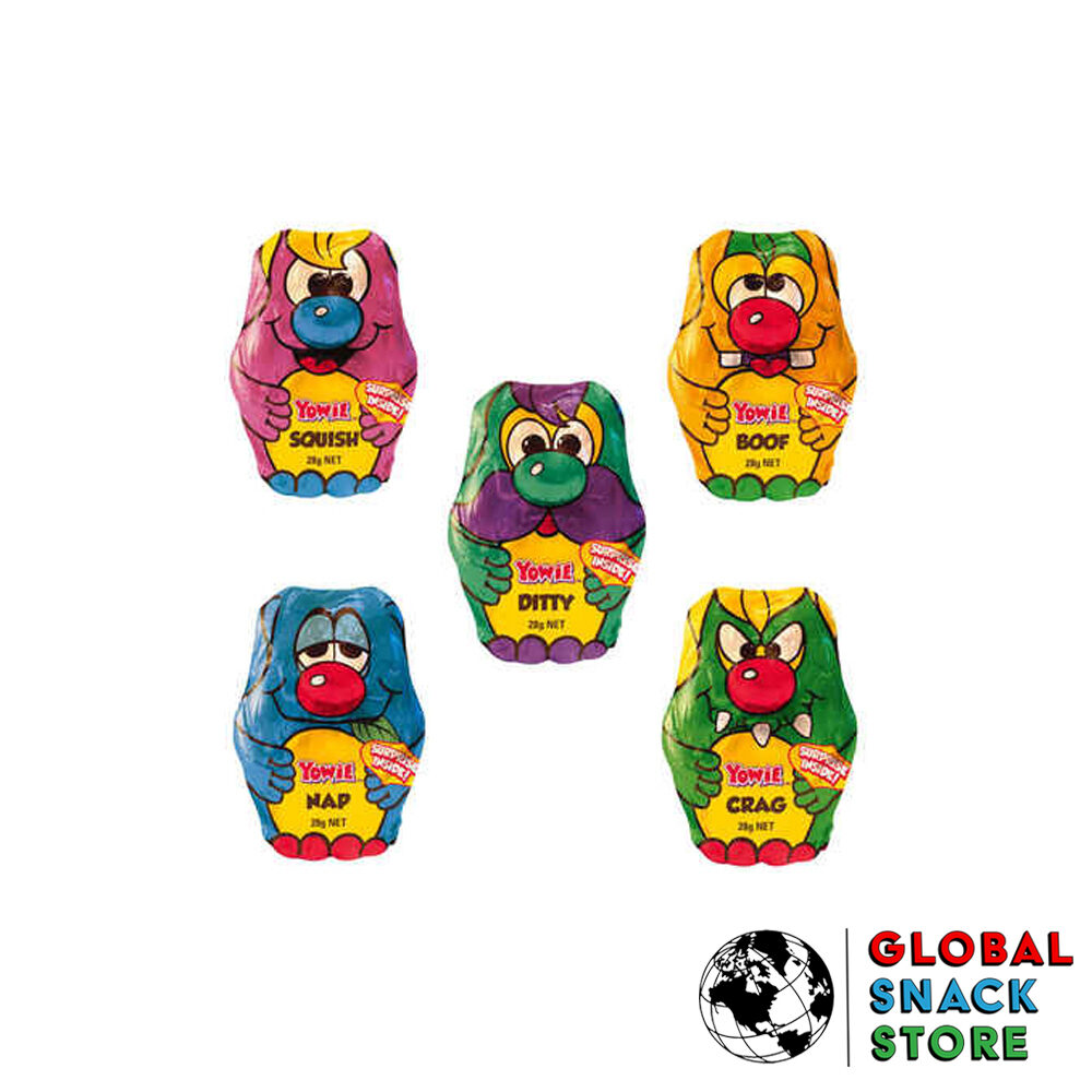 Universal Candy Yowie Chocolate 28g Delivery Melbourne Open Now Near Me